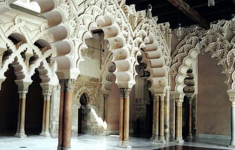 L me ternelle de l andalousie ahram hebdo - L architecture andalouse ...