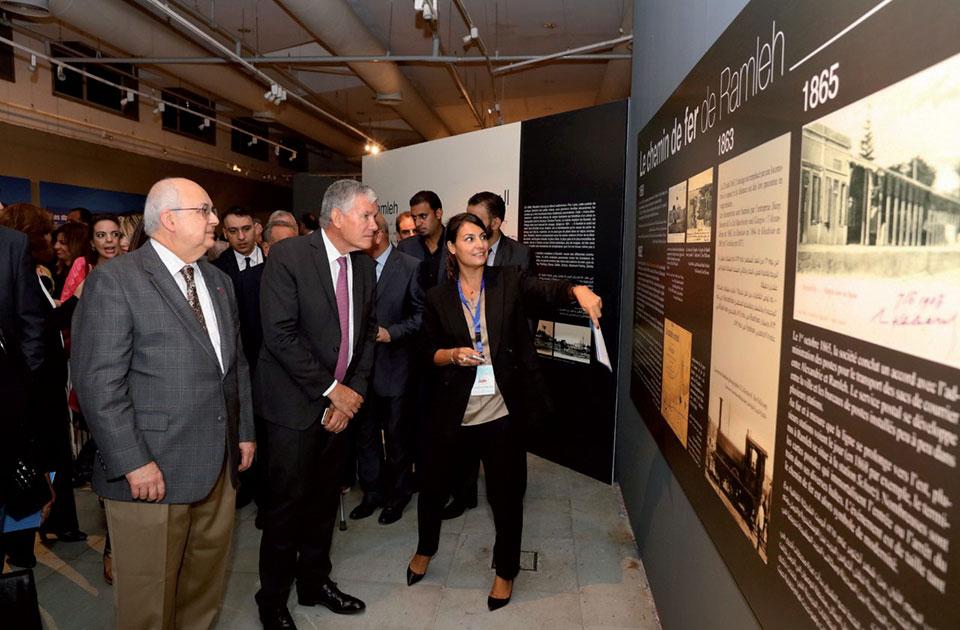 La bibliotheca c l bre 200 ans de relations franco for Chambre de commerce francaise en egypte